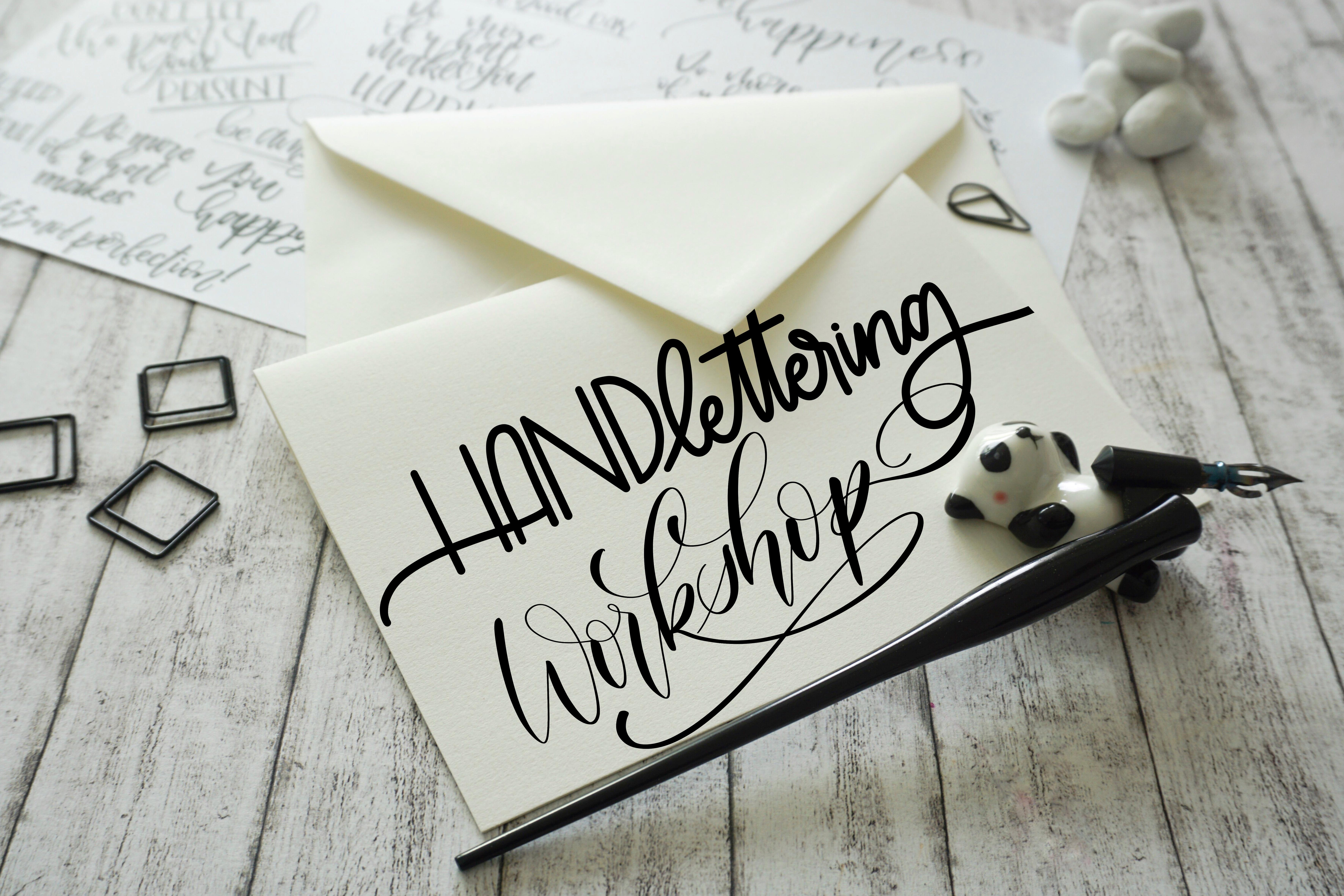 handlettering workshop | handlettering | aquarell | kurs | kurs in winterthur | handlettering kurs | aquarell kurs