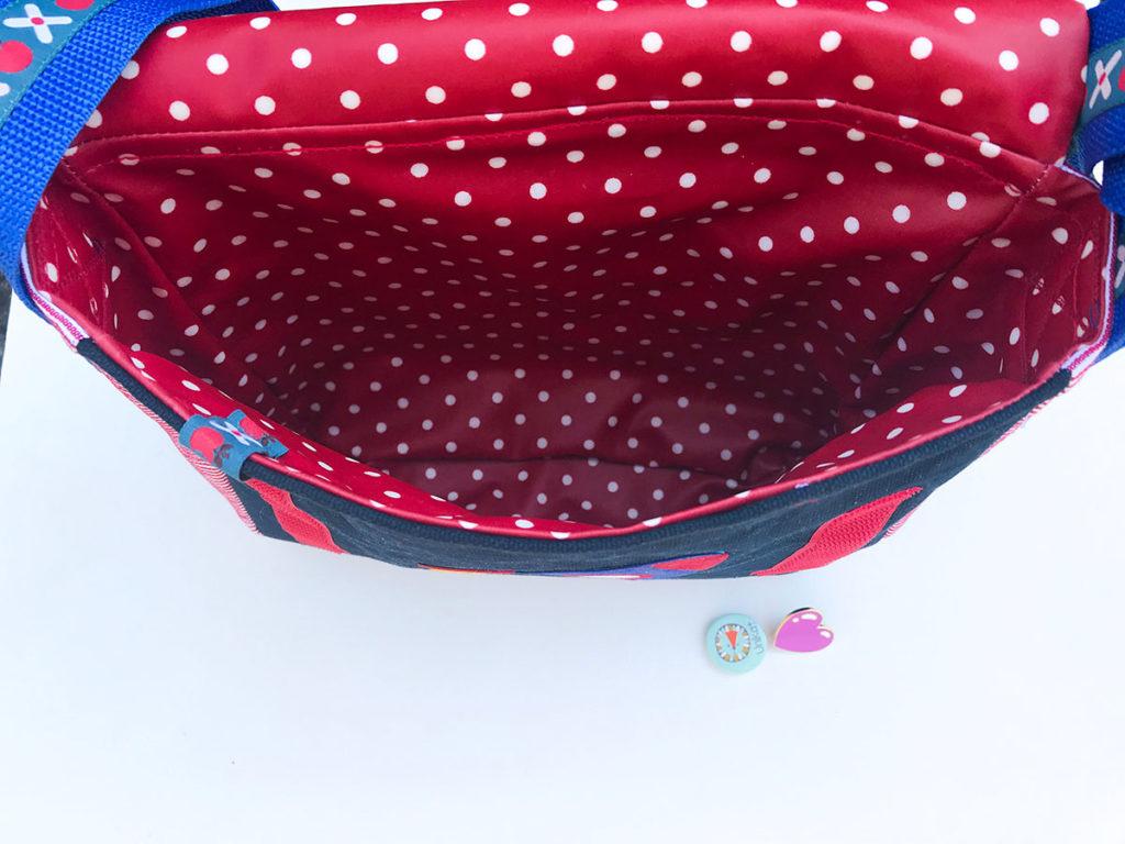 Kindergartentasche | Innenfutter
