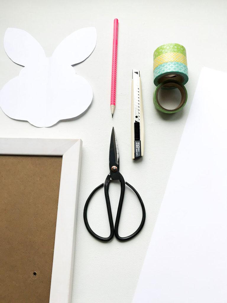 Ostern | Oster DIY | DIY Geschenke | Oster Freebie | DIY Deko | Hase | Flamingo | Ananans | basteln | Washi Tape | Freebie | Oster Deko selber machen | selber machen