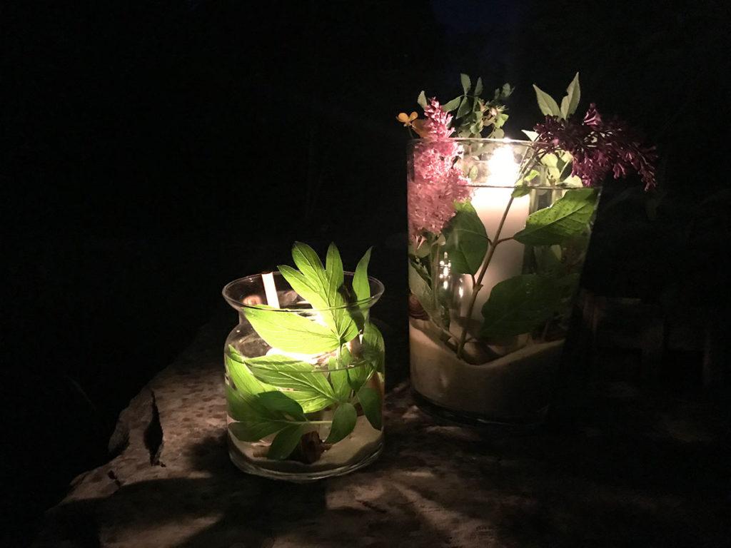 Sommer DIY | DIY | Deko für jeden Anlass | Tischdeko | Step by Step Anleitung | Windlicht
