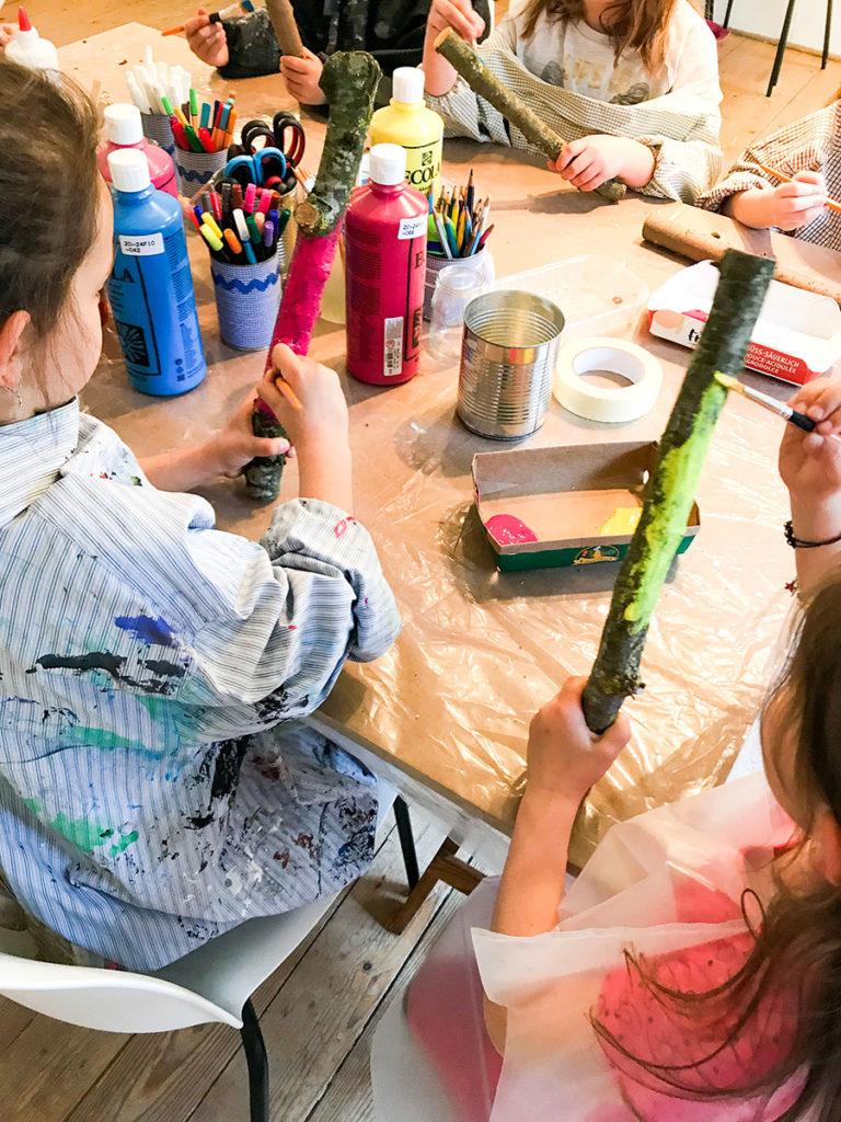 mini manufaktur | kinder basteln | basteln mit Kindern | Kinderkurse | Kurse | Kreativsein mit Kindern | Creafabric | Kurse in Winterthur