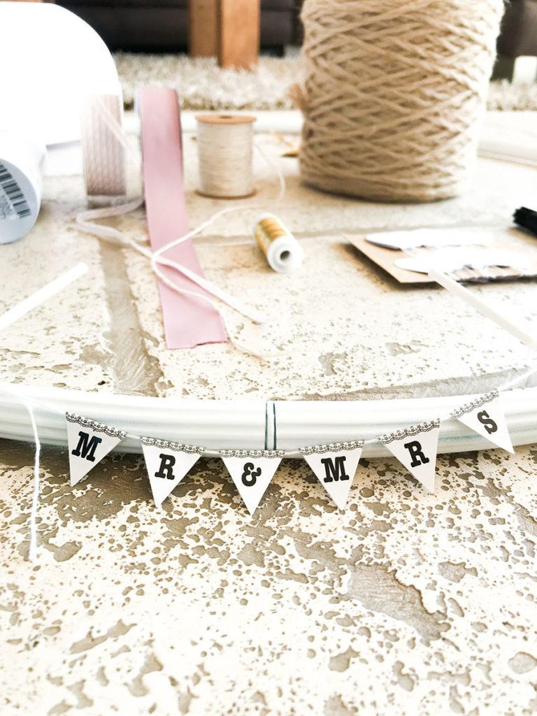 Geldgeschenk | DIY | basteln | Hochzeitsgeschenk | Geldgeschenk basteln | Geldgeschenk selber machen | schnelles DIY Geldgeschenk