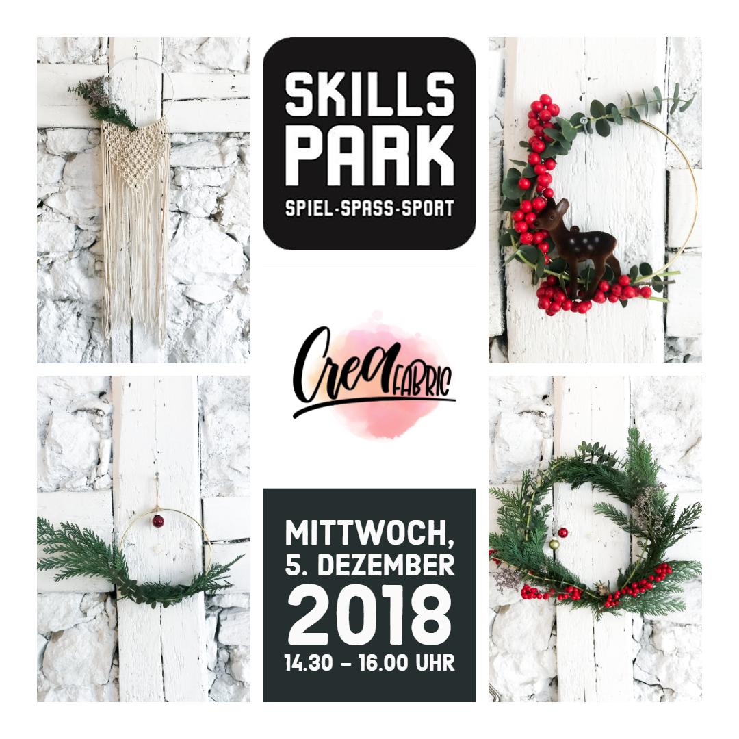 skillspark | workshop | diy kurs | diy | kurs