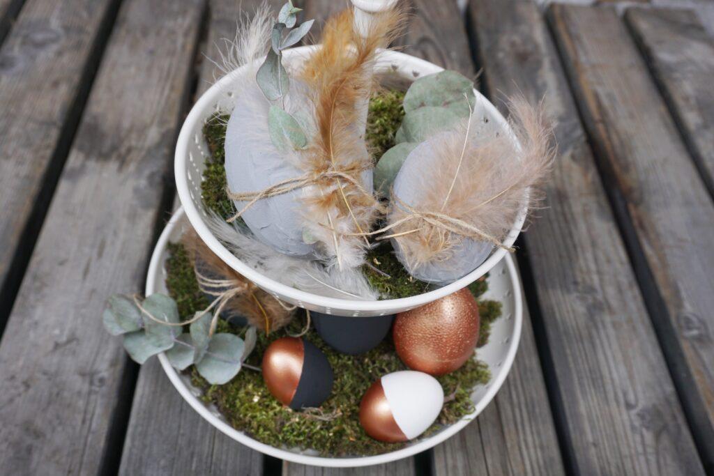 Ostereier | Ostern | Eier bemalen | Oster DIY | Eier DIY | Ostern DIY | Eier bemalen