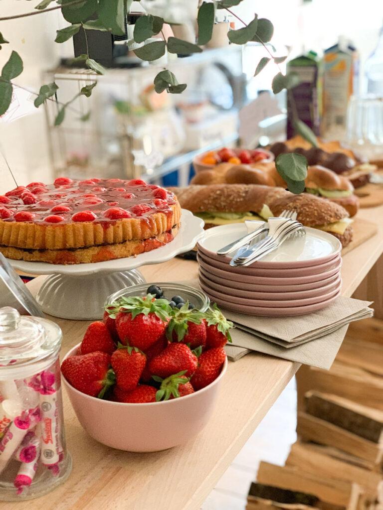erdbeeren | erdbeer | erdbeeren rezept | erdbeer kuchen | erdbeerkuchen | rezepte mit erdbeeren