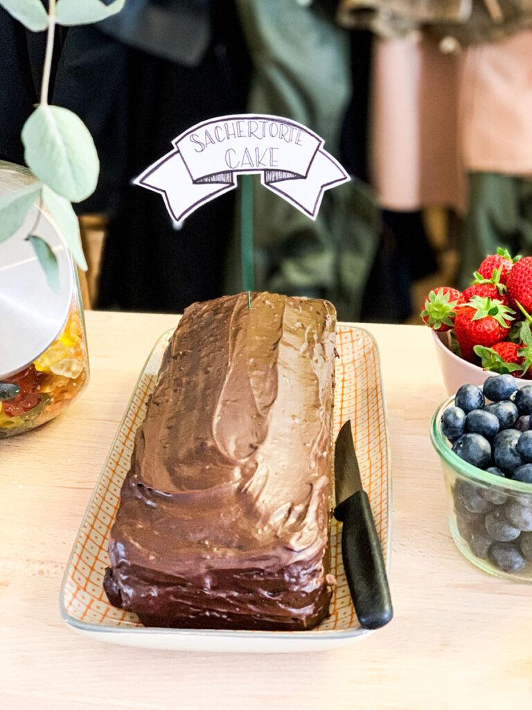 sachertorte | cake | torte | rezepte | kuchenrezepte | cake rezepte | rezept für sachertorte