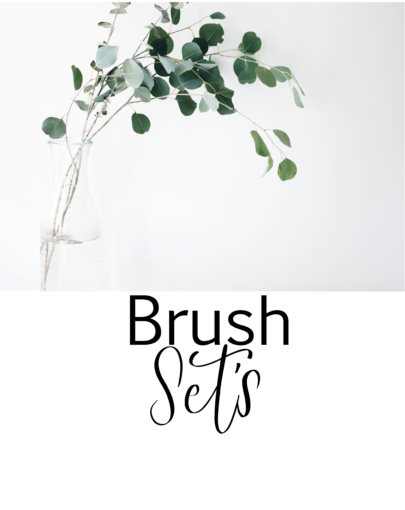 Brush Set's
