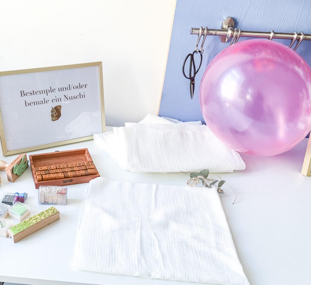 Babyshower | Babyparty | Party für das Baby | Feier für das Baby | DIY | Geschenke | Party | Anlass