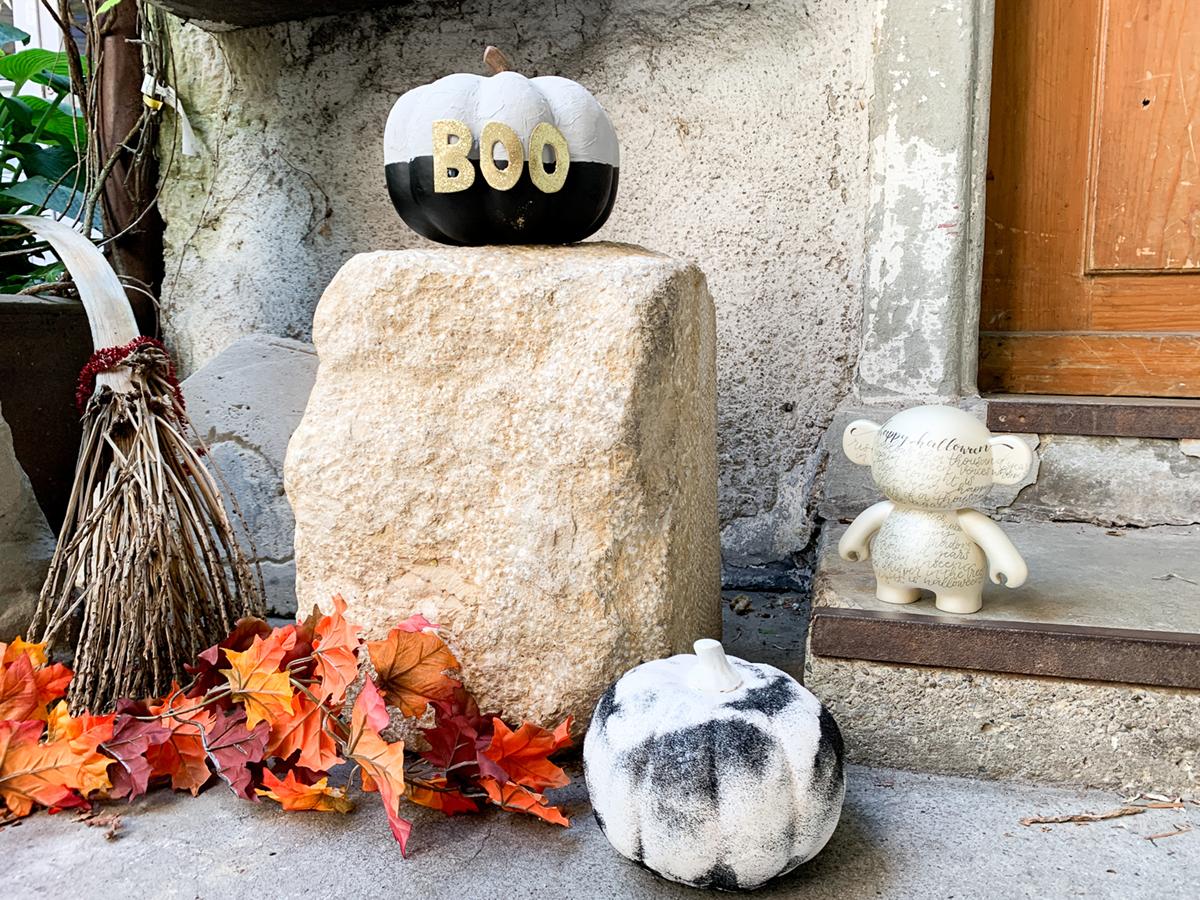 diy | do it yourself | selbermachen | halloween | halloween diy | basteln | kinderbasteln | basteln für halloween | kürbis | kürbis diy | basteln mit kindern