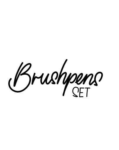 Brushpens Set