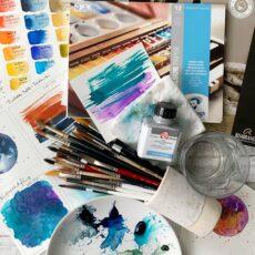 aquarell basic | aquarell | kurs | basis kurs | basic workshop | aquarell basis kurs | aquarell basic workshop