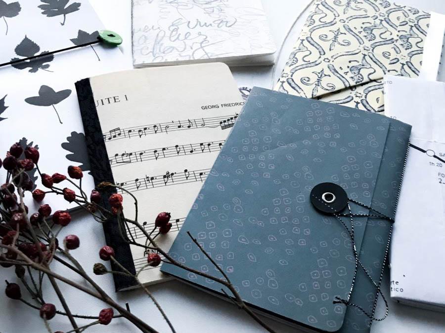 Schere, Faden, Falzbein – Paperplay mit einer Buchbinderin